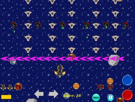 Space Crush Free! apk screenshot