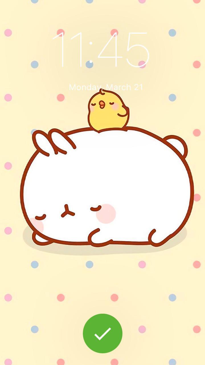 Cute Bunny Wallpaper Kawaii Molang App Lock For Android Apk Download