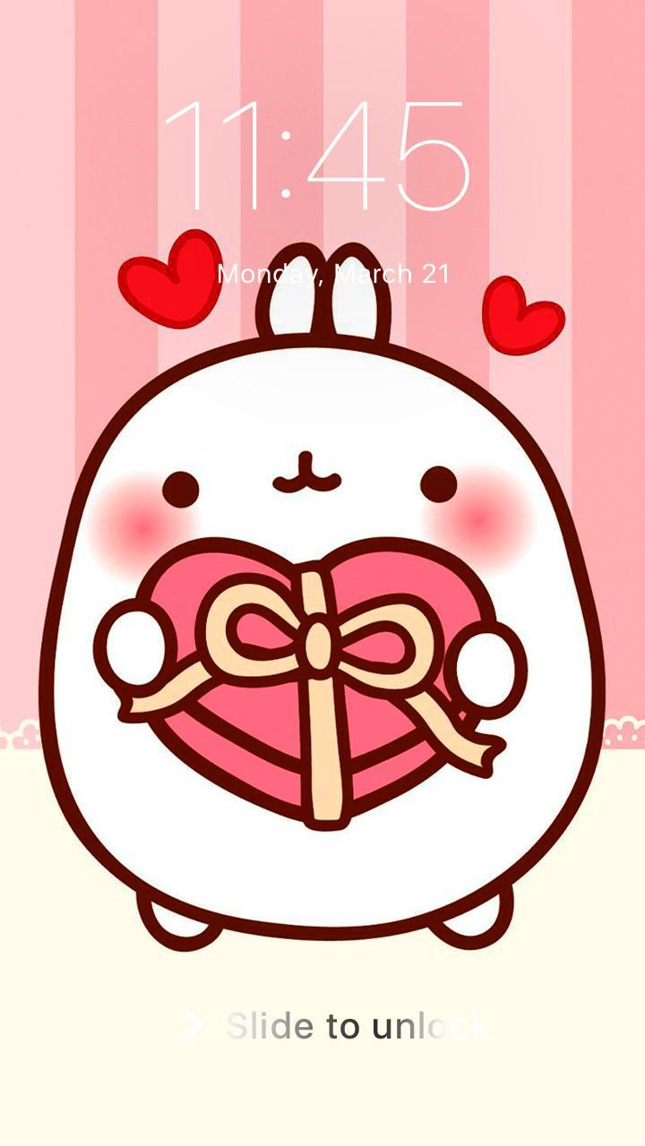 Cute Bunny Wallpaper Kawaii Molang App Lock For Android Apk Download