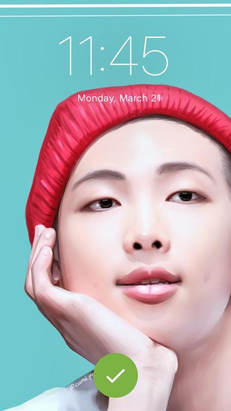Kpop Bts Cute Wallpaper Art Screen Lock For Android Apk Download