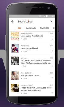 Lucas Lucco All Songs apk screenshot