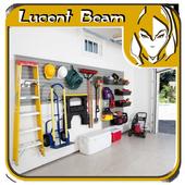 Garage Organization Design icon