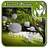 Garden Wedding Reception icon