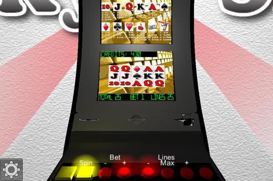 Lucky 7's Slots 3D poster