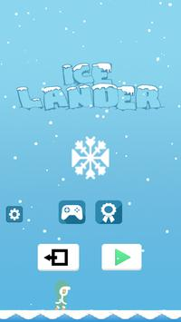 Ice Lander poster