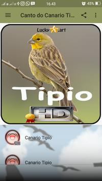 Canto do Canario Tipio screenshot 1