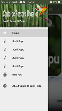 Canto de Juriti Pupu poster