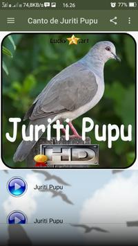 Canto de Juriti Pupu screenshot 1