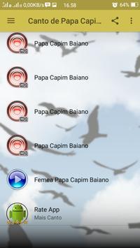 Canto de Papa Capim Baiano screenshot 2