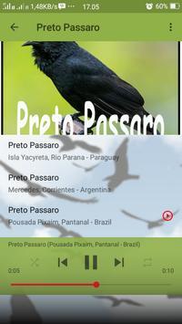 Canto de Preto Passaro screenshot 5