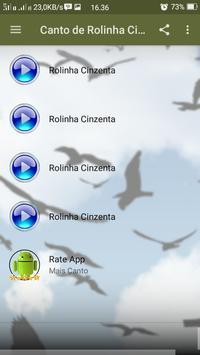 Canto de Rolinha Cinzenta screenshot 2