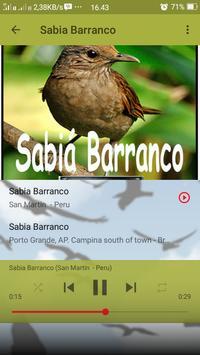 Canto de Sabia Barranco screenshot 4