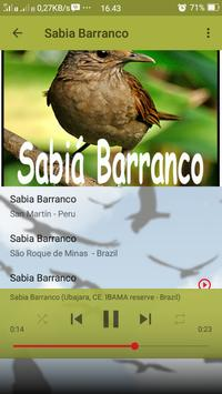 Canto de Sabia Barranco screenshot 5