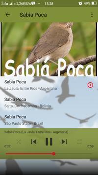 Canto de Sabia Poca screenshot 5