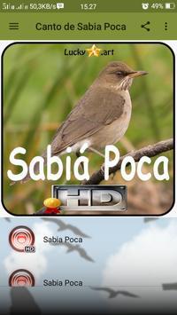 Canto de Sabia Poca screenshot 1