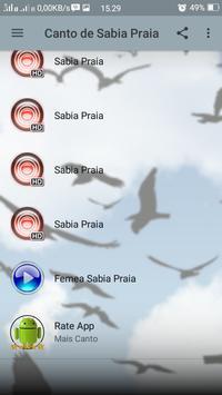 Canto de Sabia Praia screenshot 2
