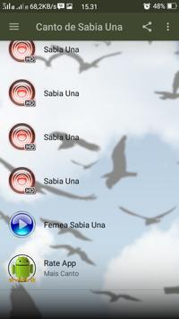 Canto de Sabia Una screenshot 2