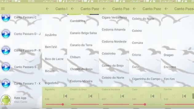 Canto do Sai Canario screenshot 4