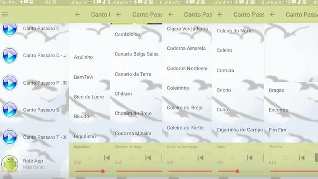 Canto do Sai Canario screenshot 4