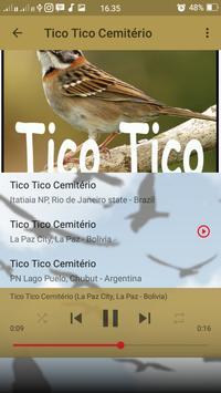 Canto de Tico Tico Cemitério screenshot 5