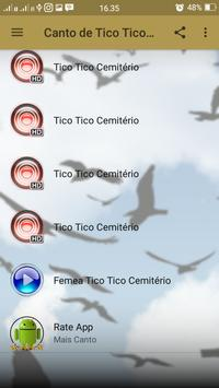 Canto de Tico Tico Cemitério screenshot 2
