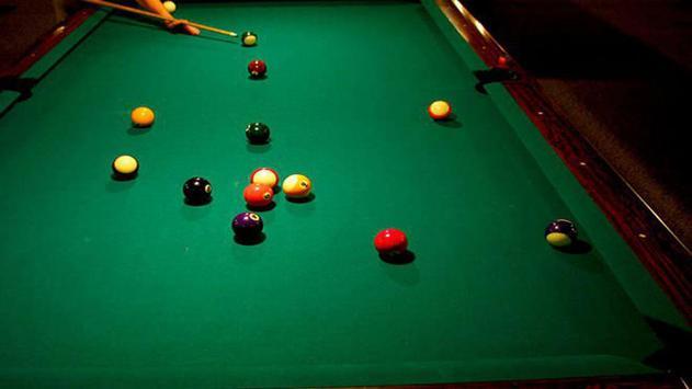 Billiard-Pool-Бильярд poster