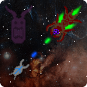 Star shooter Universe hell icon