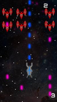 Star shooter Universe hell poster