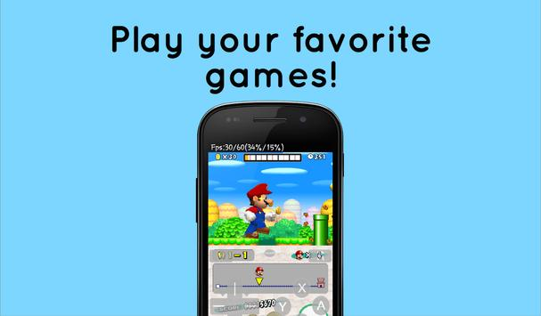 CoolNDS (Nintendo DS Emulator) poster