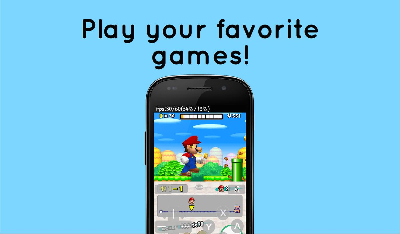 download ds emulator for android