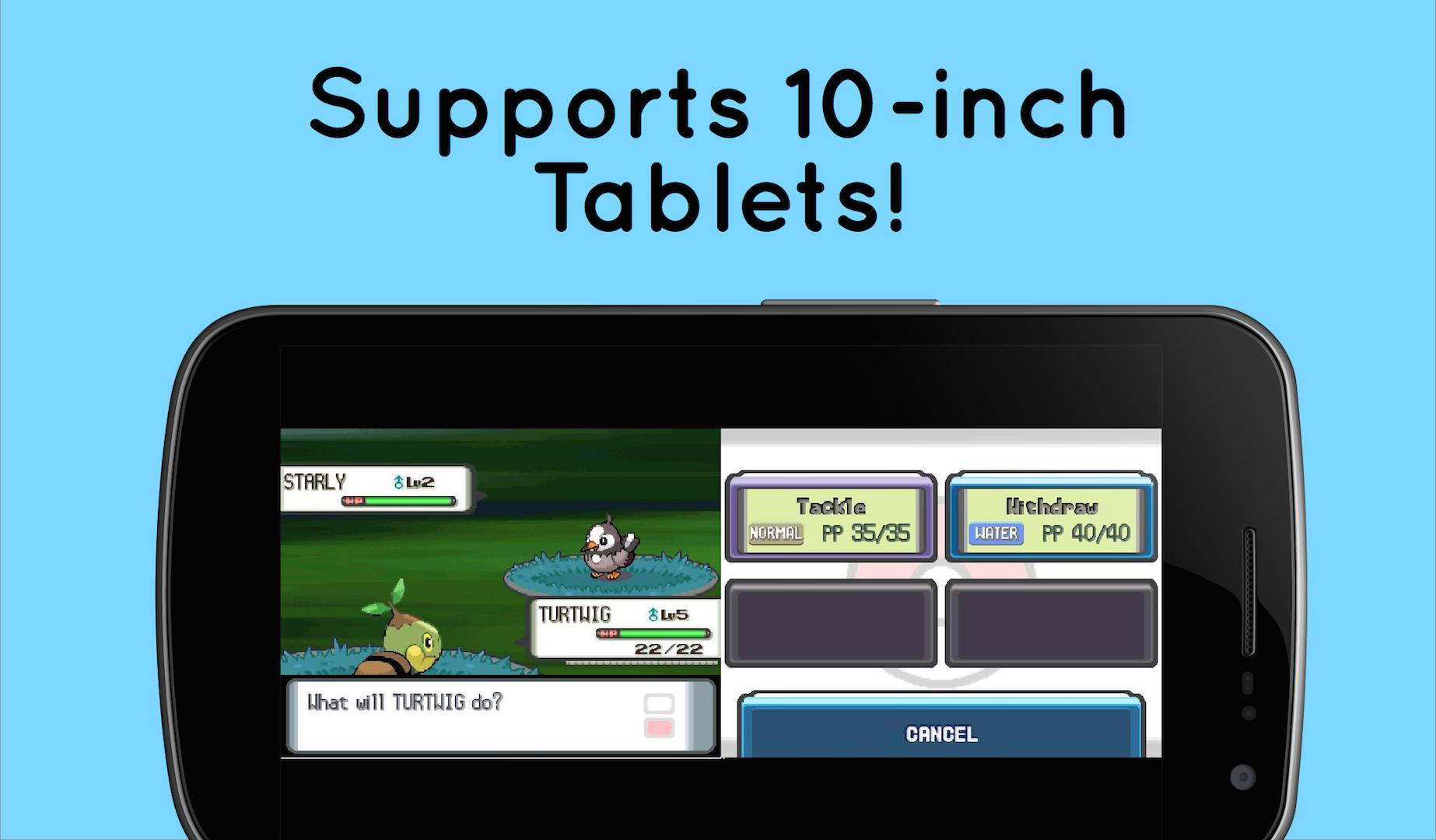 CoolNDS (Nintendo DS Emulator) for Android - APK Download