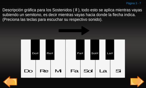Curso de Teoría Musical screenshot 1