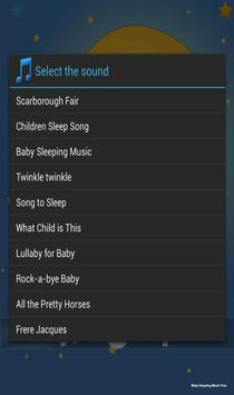 Baby Sleeping Music Free 💤 apk screenshot