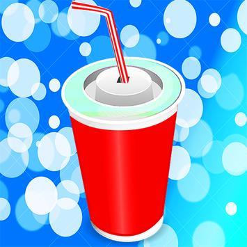 Cola Drinks Shop poster