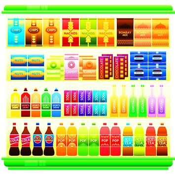 Beverage Grocery Store poster