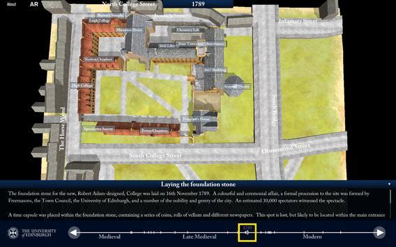 UoE : A Window on the Past screenshot 7
