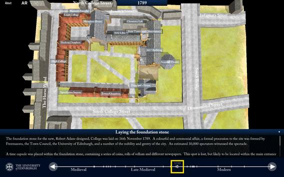 UoE : A Window on the Past screenshot 1