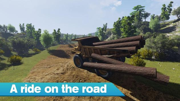 Lumberjack Truck Suv 2016 apk screenshot