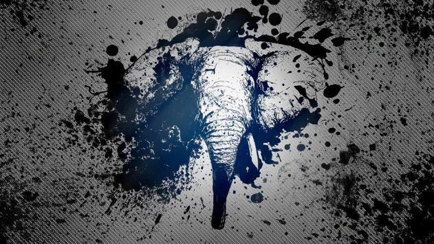 Elephant Wallpapers screenshot 1