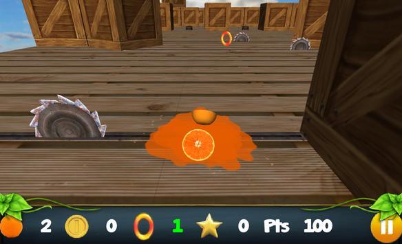 Rolling Orange FREE screenshot 8