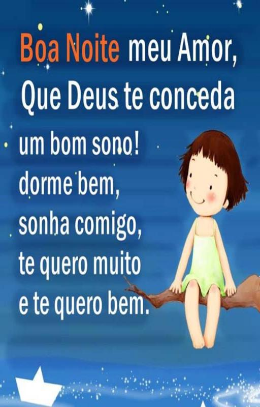 Frases Bonitas De Boa Noite For Android Apk Download