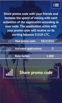 LTC POOL apk screenshot