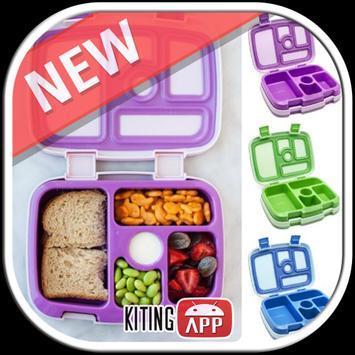 Lunch Box Ideas apk screenshot