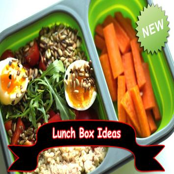 Lunch Box Ideas poster