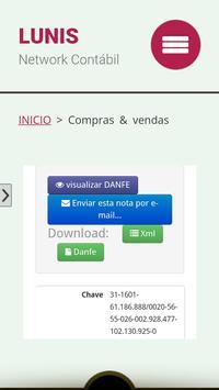 Lunis Contabilidade & clientes screenshot 6