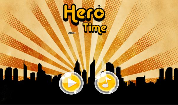 Hero Time poster