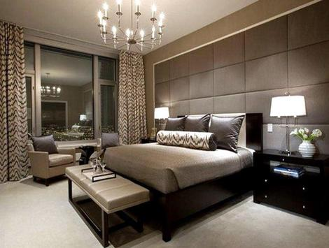 Luxury Bedroom Design poster