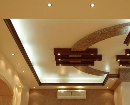Luxury Gypsum Ceiling Design screenshot 4