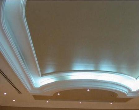 Luxury Gypsum Ceiling Design screenshot 5