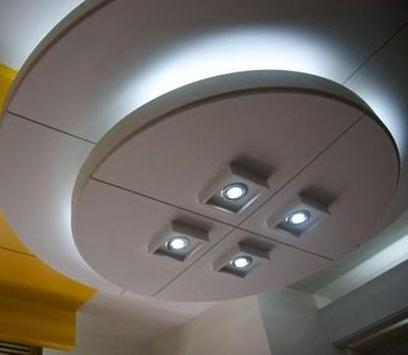 Luxury Gypsum Ceiling Design screenshot 6